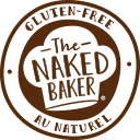 The Naked Baker Gluten-Free Cookies Logo